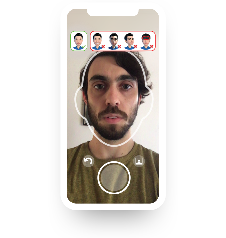Create your Loomie from a single selfie.